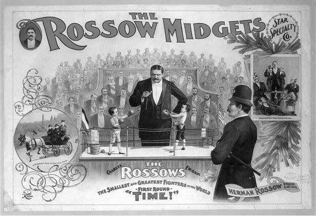 The Rossow Midgets, Star Speciality Co.