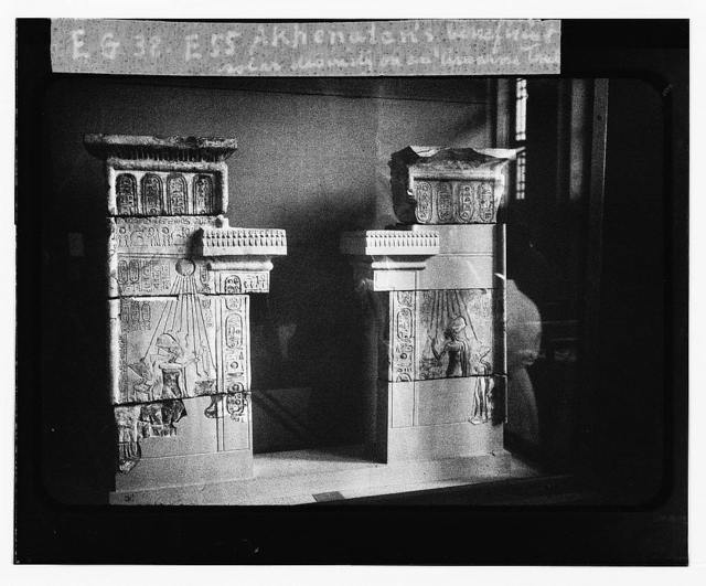 Akhenaten's beneficient solar divinity [...]
