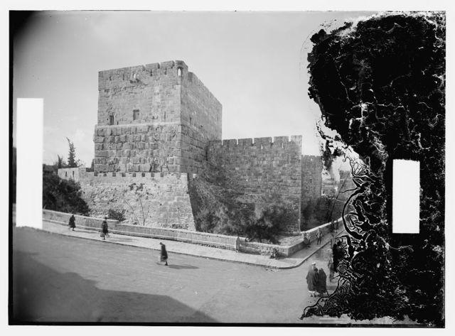 Citadel & Tower of David