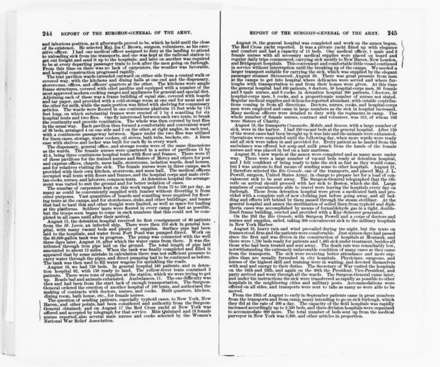 Clara Barton Papers: Miscellany, 1856-1957; Printed matter; 1898