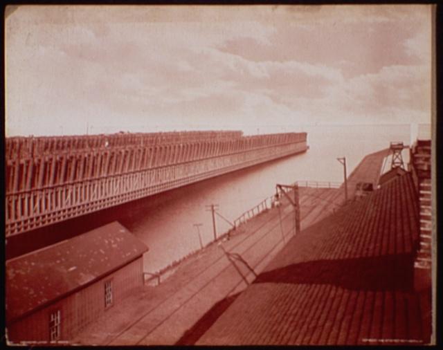 Escanaba, Mich. Ore docks