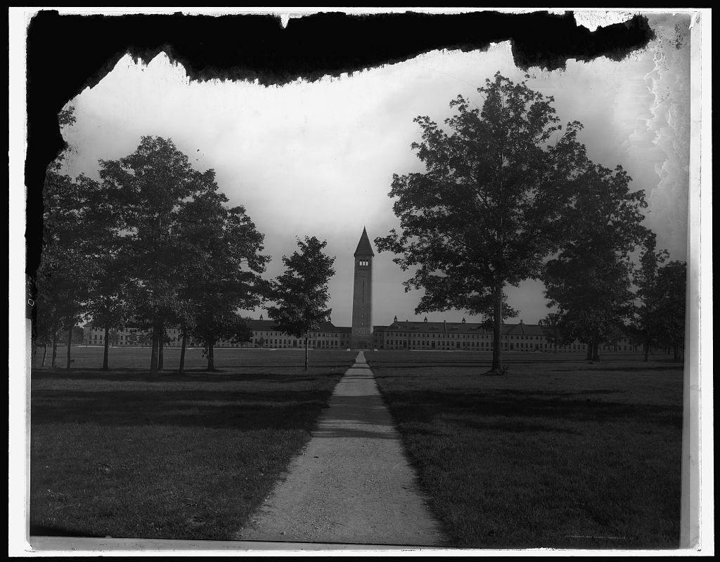 General quarters, Fort Sheridan, Ill.