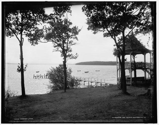 Green Lake, [Wisconsin]