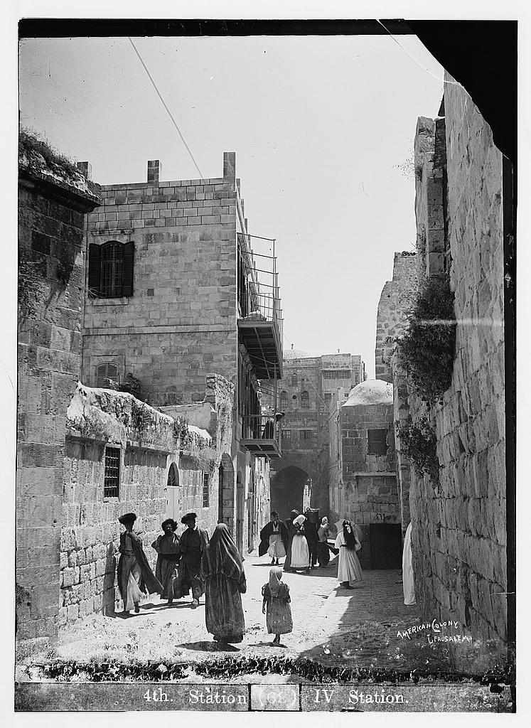 Jerusalem / American Colony, Jerusalem.