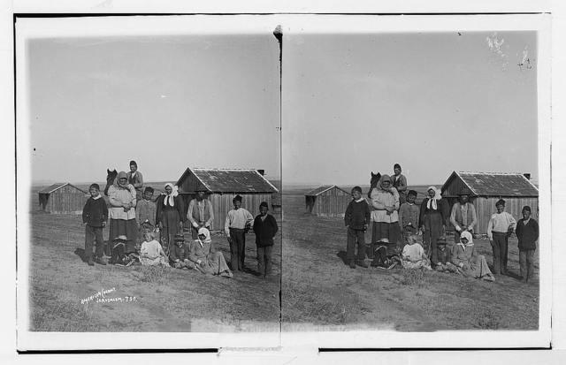 Khudera, Russian proselytes / American Colony, Jerusalem.