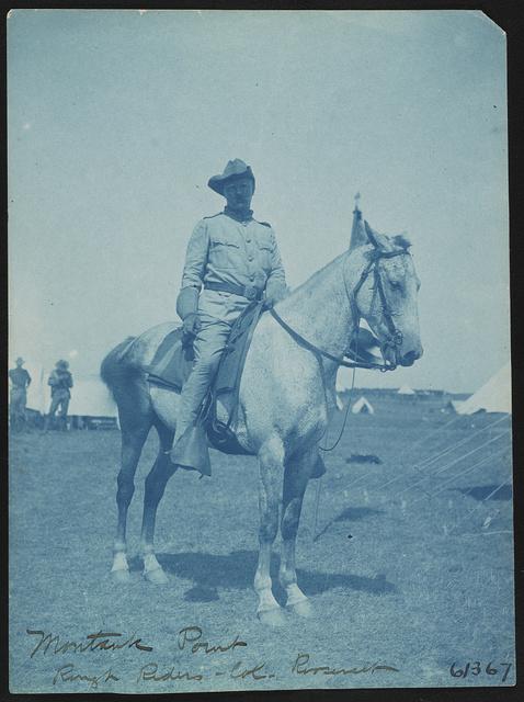 Montauk Point Rough Riders - Col. Roosevelt