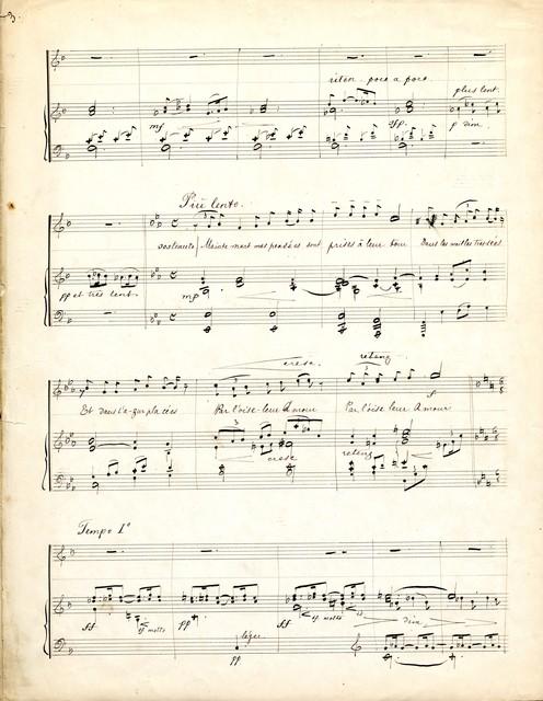 Musette pour piano et chant