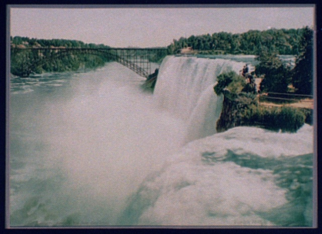 Niagara, American Fall from Goat Island