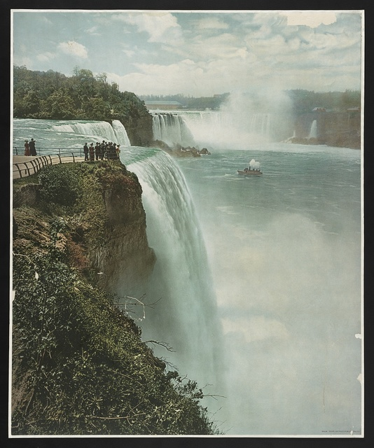 Niagara Falls from Prospect Point
