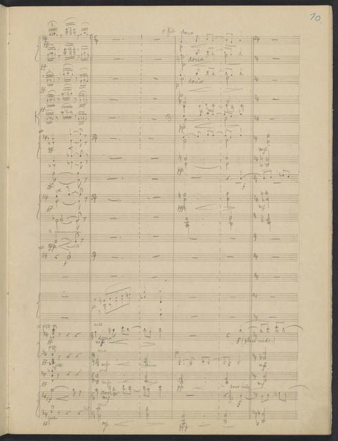 Orientale: pour grande orchestre