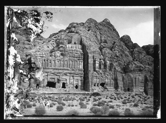 Petra, el Khubdha
