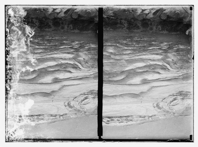 Petra - sandstorm formations