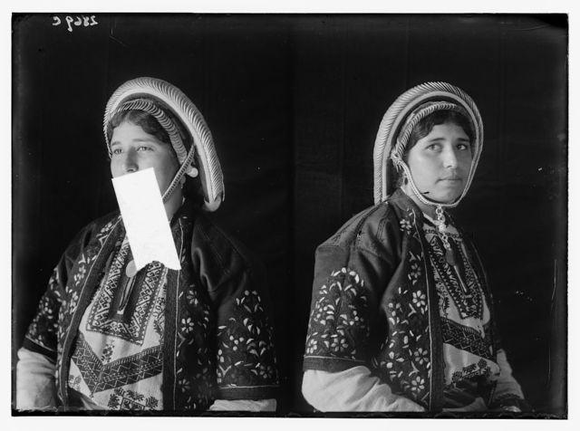 Ramallah woman