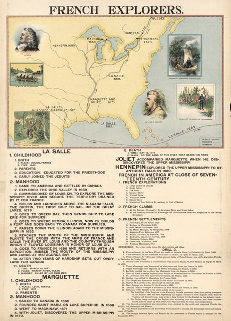 Robertson's geographic-historical series illustrating the history of America and the United States : from 1492 to the present time.