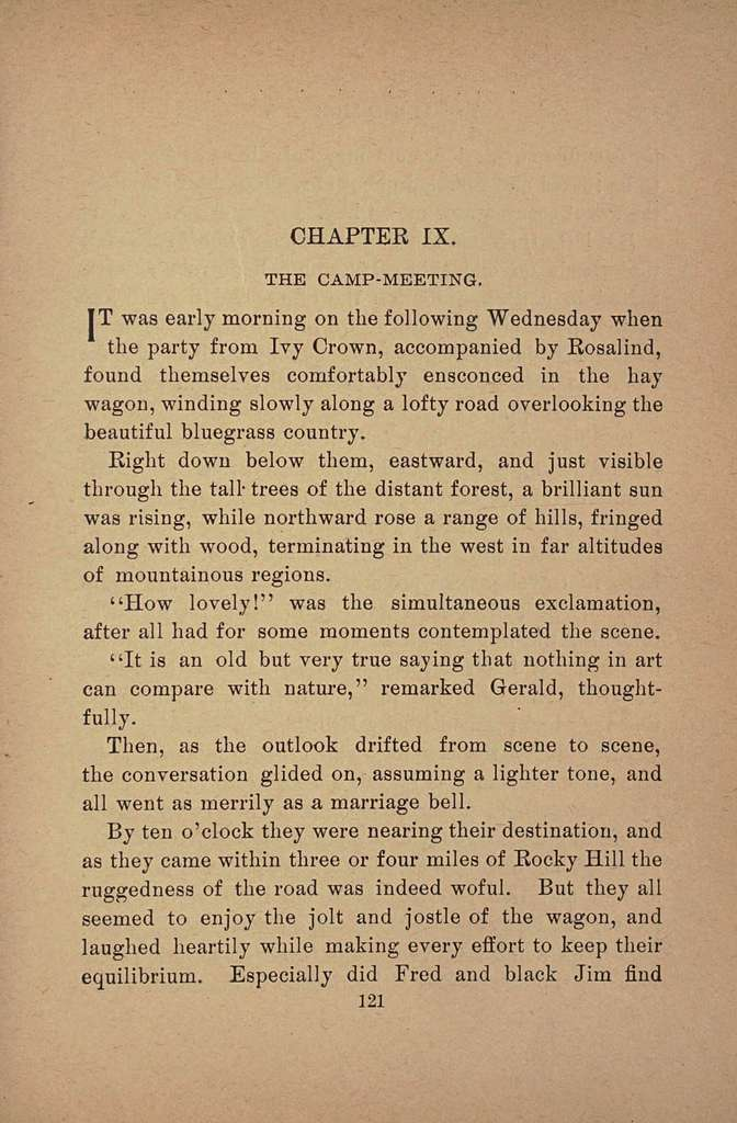 Rosalind Morton; or, the mystery of Ivy Crown