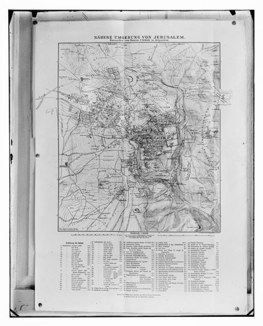 Schick map