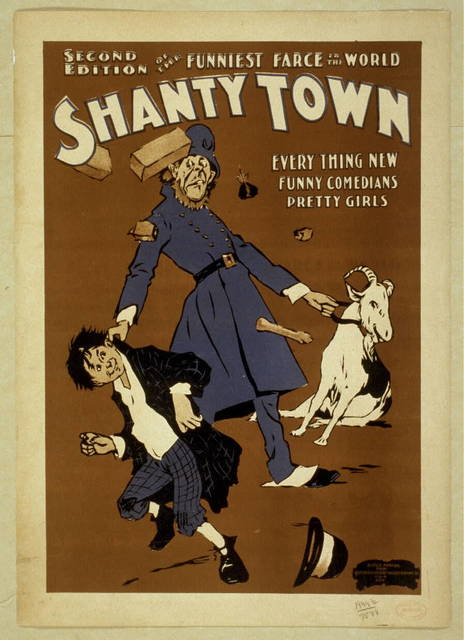Second edition of the funniest farce in the world, Shantytown everything new, funny comedians, pretty girls.