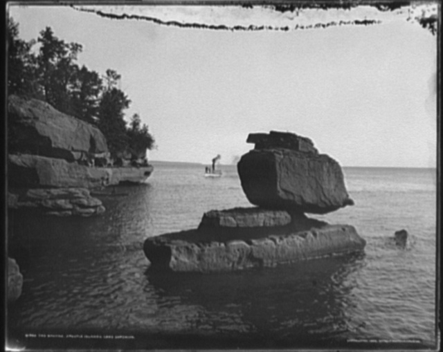 The Sphynx, Apostle Islands, Lake Superior