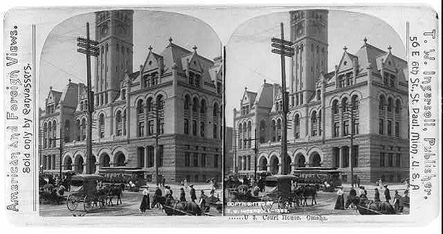 U.S. Court House [Douglas County], Omaha, Neb.