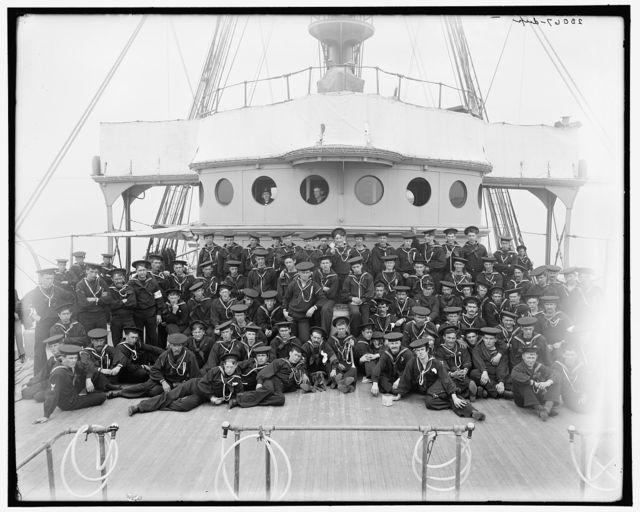 U.S.S. Buffalo, ship's company