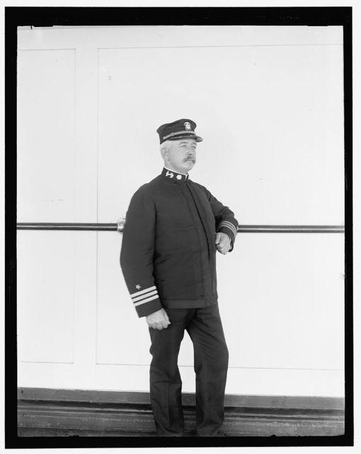 [U.S.S. Solace, the captain]