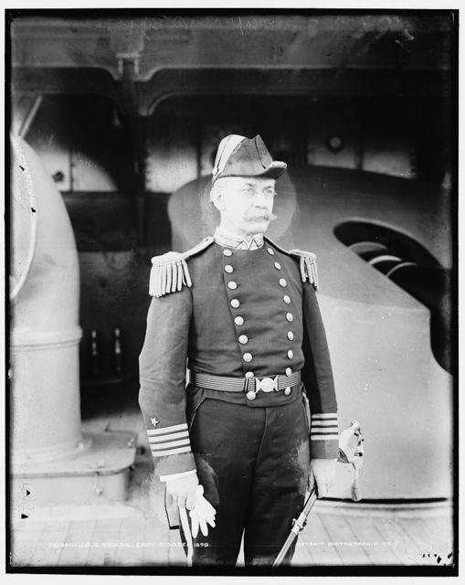 U.S.S. Texas, Capt. Sigsbee, 1898