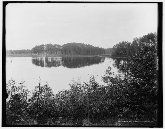 [White Bass Lake, Sandberg's]