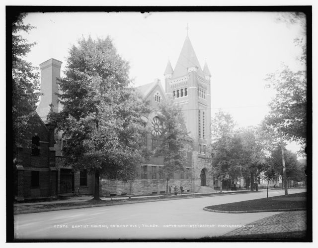 Baptist Church, Ashland Ave., Toledo