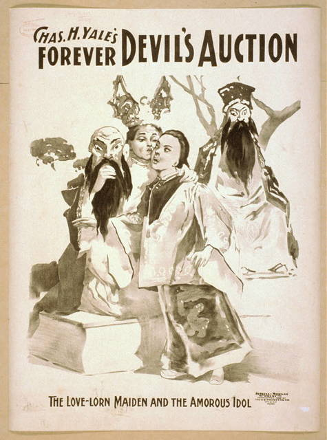 Chas. H. Yale's forever Devil's auction