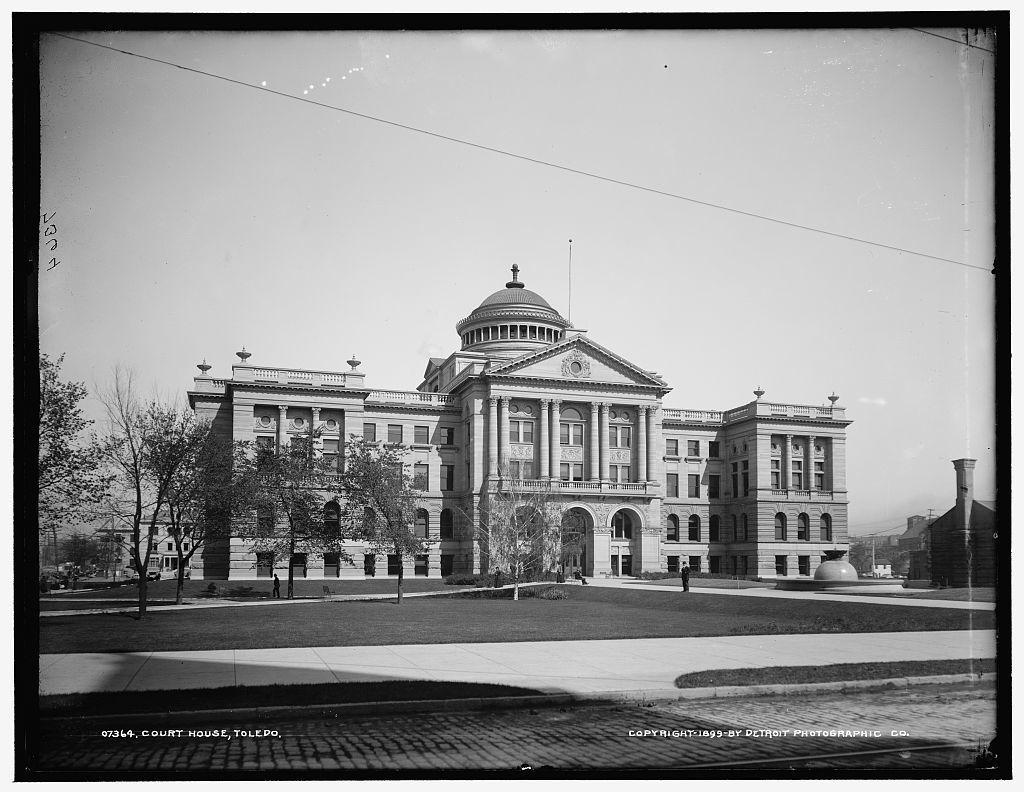 Court house, Toledo