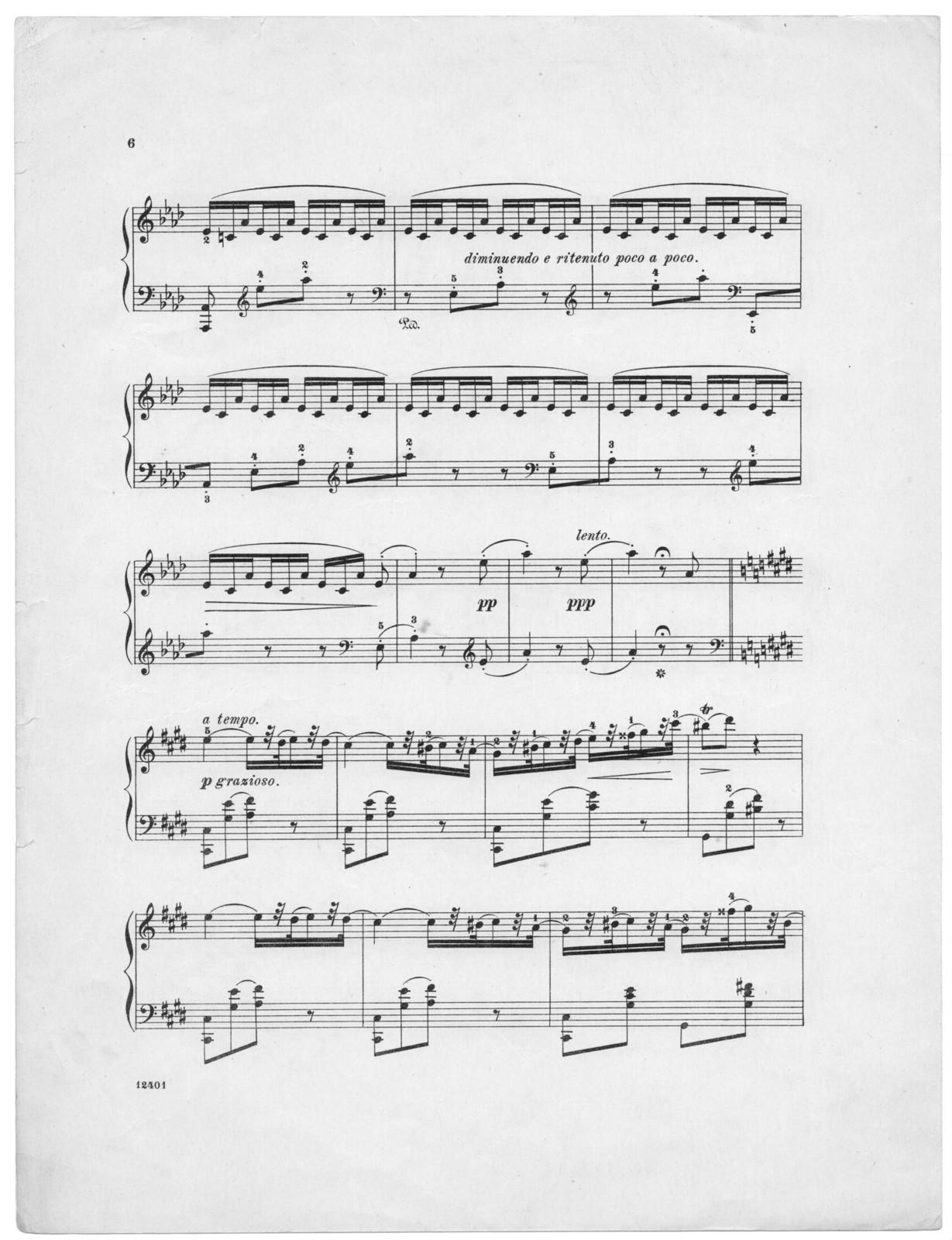 Elfin dance, op. 148, no. 12