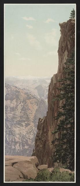Glacier Point, Yosemite Valley