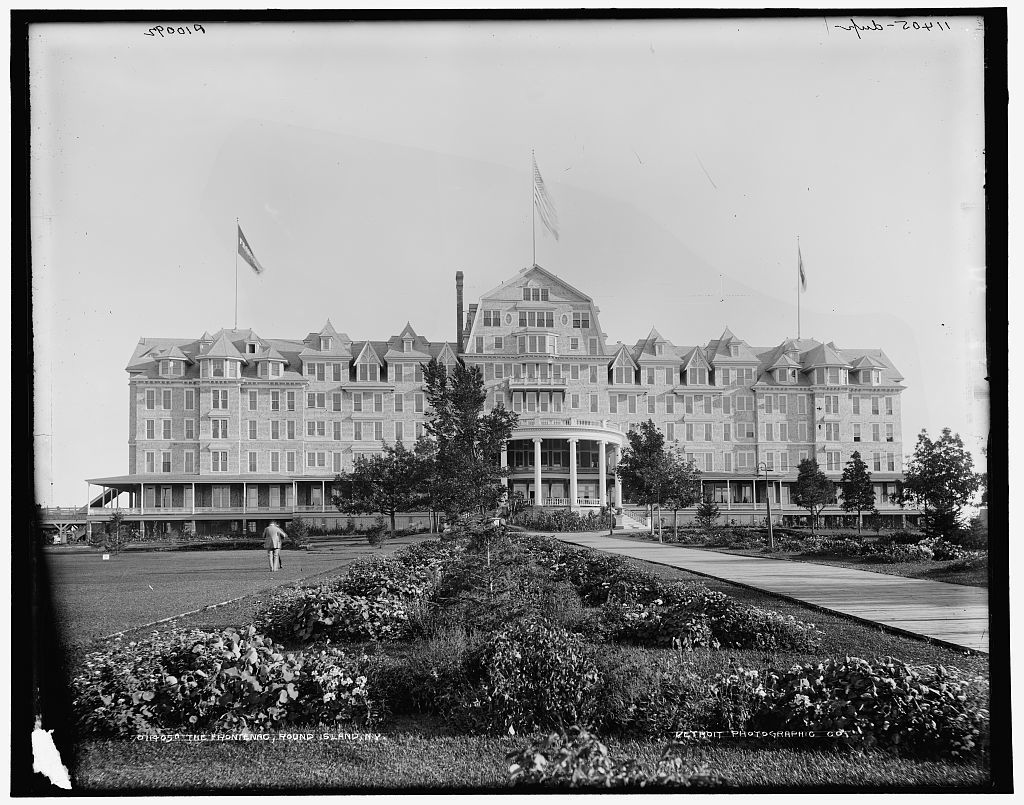 Hotel Frontenac, Round Island, N.Y.