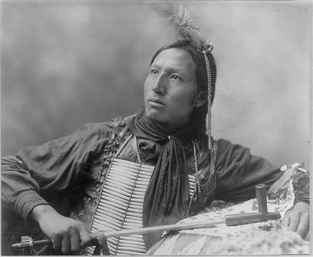 John Comes Again [Sioux?]