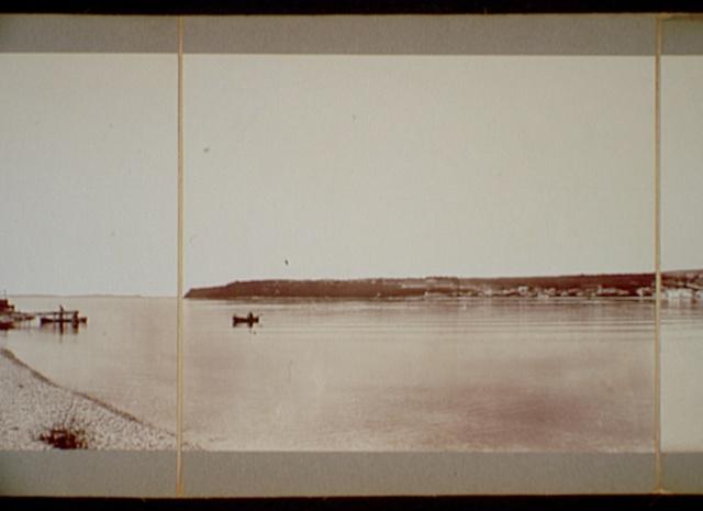 Mackinac Island from Round Island