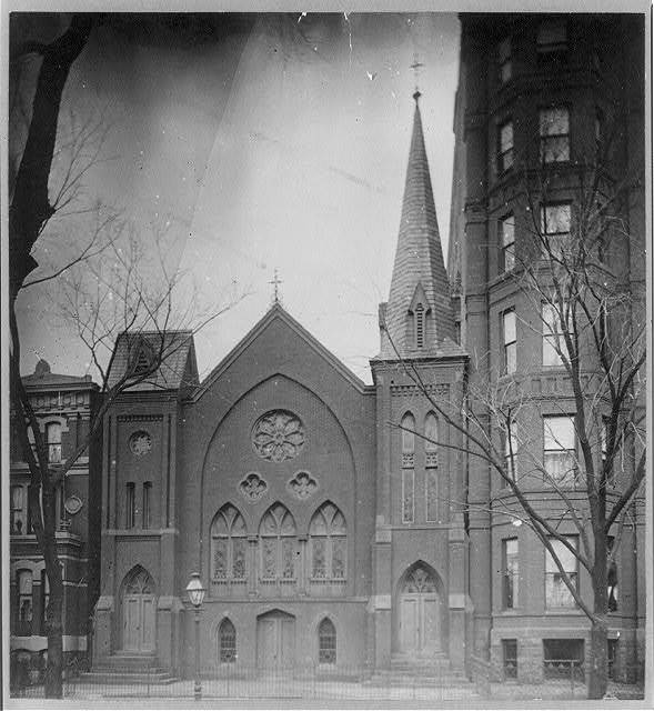 Negro churches - Presbyterian Church, Wash., D.C