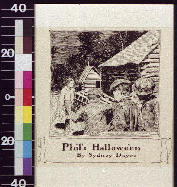 Phil's Hallowe'en