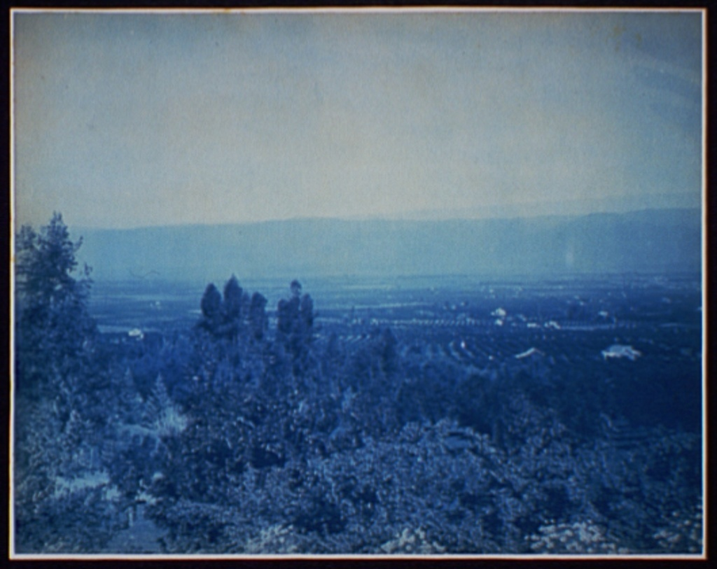 Redlands, view from Smiley's Heights