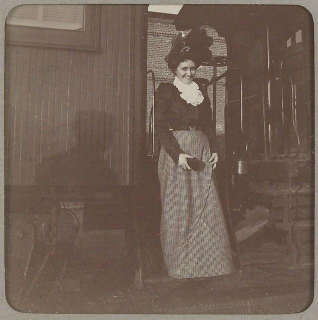 Soprano soloist Maud Reese-Davies