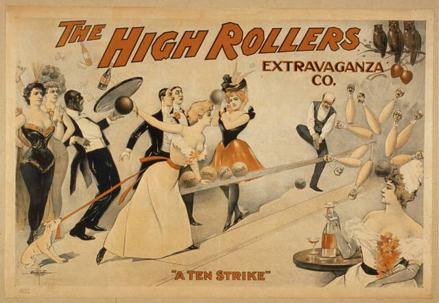 The High Rollers Extravaganza Co.