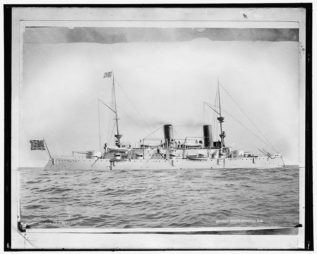 U.S.S. Olympia