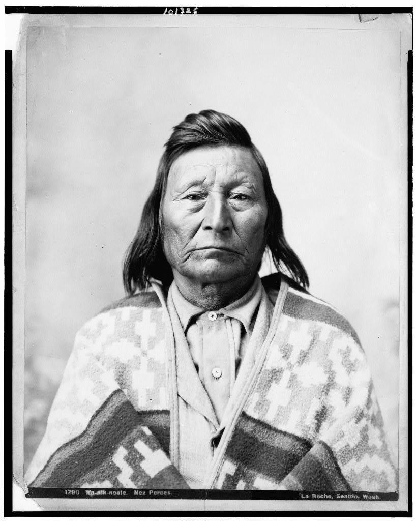 Wa-nik-noote, Nez Perces / La Roche, Seattle, Wash.