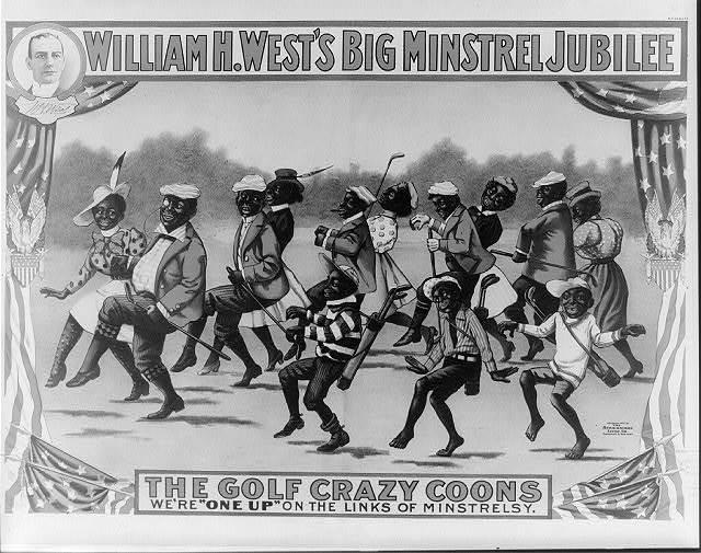 William H. West's Big Minstrel Jubilee