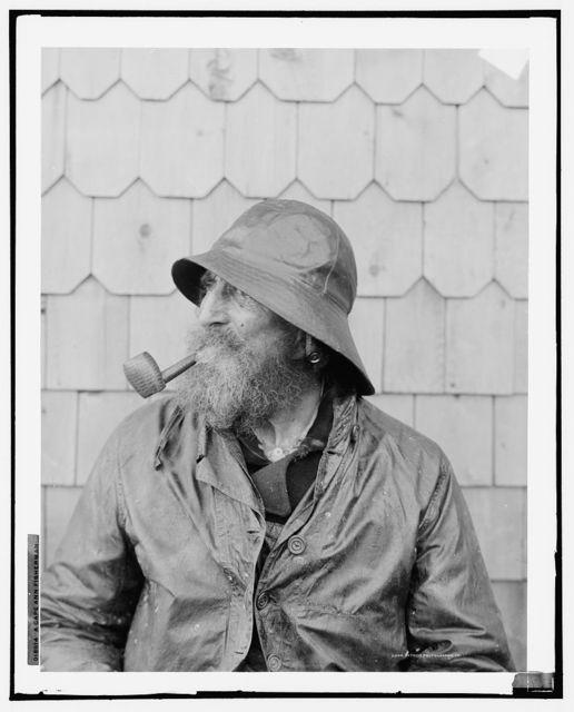 A Cape Ann fisherman