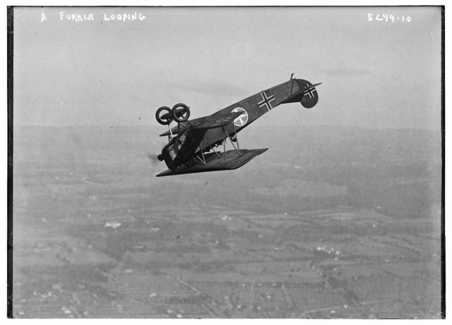A. Fokker looping