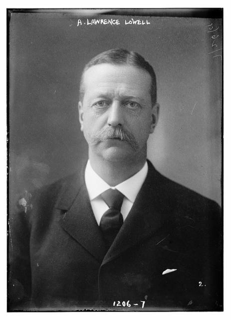 A. Lawrence Lowell