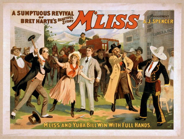 A sumptuous revival of Bret Harte's beautiful story, M'liss