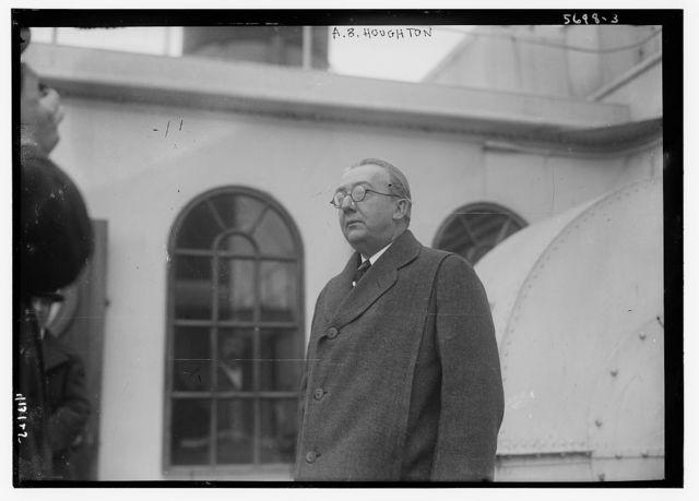 A.B. Houghton