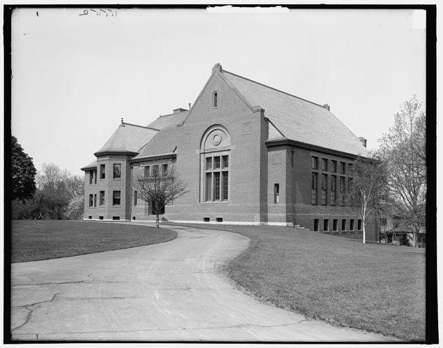 Abbott Academy, Andover, Mass.