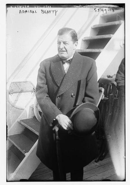 Adm. Lord Beatty
